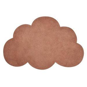 Lilipinso Vloerkleed wolk trendy bruin