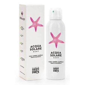 Linea Mamma Baby Acqua Solare water spray voor gezicht, lichaam en haar