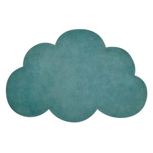 Lilipinso Vloerkleed wolk jungle groen