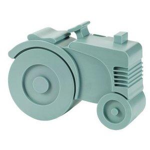 Blafre Lunchbox traktor lichtblauw