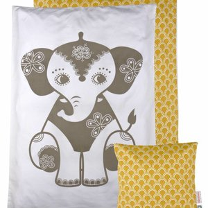 Roommate Dekbedovertrek Soulmate elephant