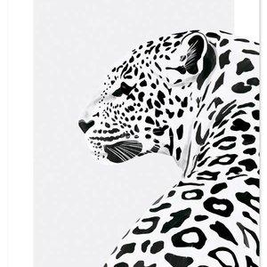 Lilipinso Luipaard poster