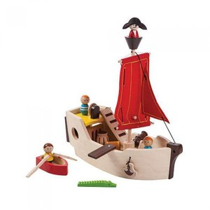 PlanToys Piratenschip