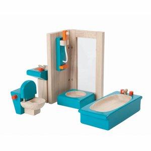 PlanToys Badkamer voor je poppenhuis