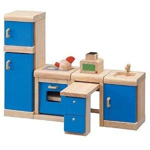 PlanToys Keuken voor je poppenhuis