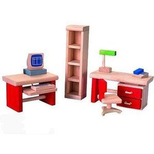 PlanToys Kantoor voor je poppenhuis