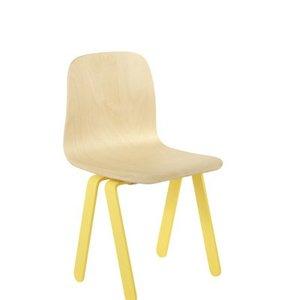 In2Wood Kinderstoel geel