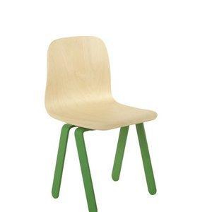 In2Wood Kinderstoel groen