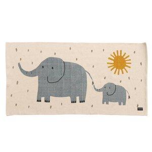 Roommate Vloerkleed olifant