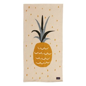 Roommate Vloerkleed ananas