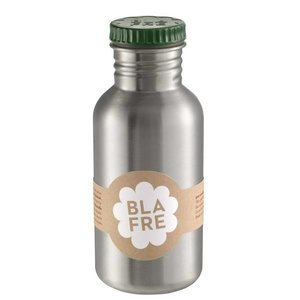 Blafre Drinkfles RVS dark green 500ml
