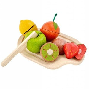 PlanToys Houten fruitset
