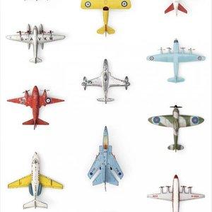 Studio ditte Vliegtuigen behang