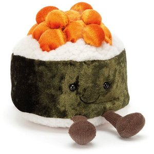 Jellycat Knuffel sushi maki
