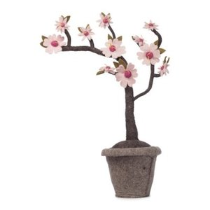 KidsDepot Blossom , vilten decoratie plant