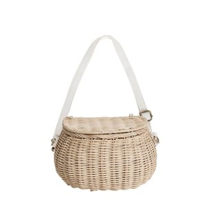 Olli Ella Chari bag straw