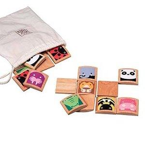 PlanToys Houten memory spel