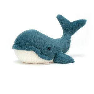 Jellycat Knuffelwalvis klein
