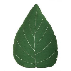 Roommate Kussen blad groen
