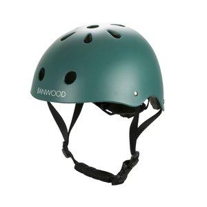 Banwood Helm donkergroen