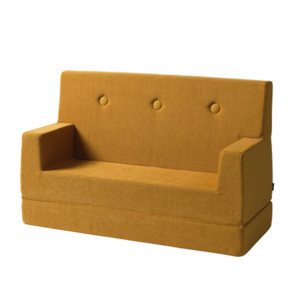 by Klip Klap Kids sofa mosterd geel