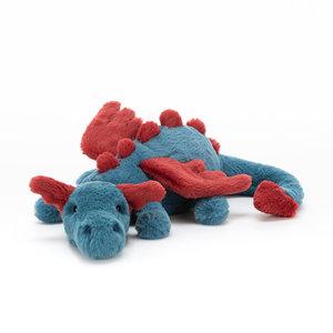 Jellycat Knuffel draak klein