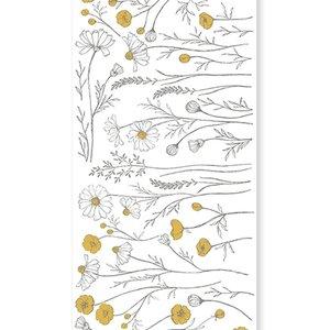 Lilipinso muursticker kamille bloemen XL