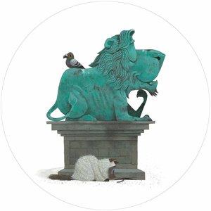 Kek Amsterdam Behangcirkel standbeeld