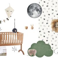 Babykamer voor jongen of meisje, tips van Klein en Stoer