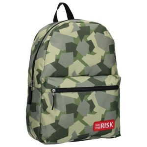 Skooter Rugzak Premium Confidence Camouflage