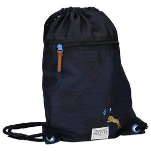 Skooter Gymtas In Your face navy