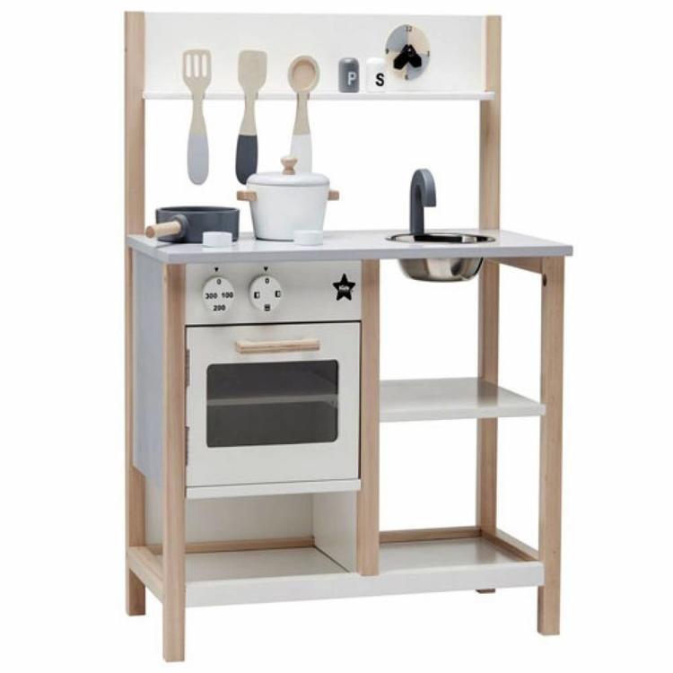 houten keuken kidsconcept