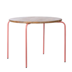 KidsDepot Speeltafel circle pink