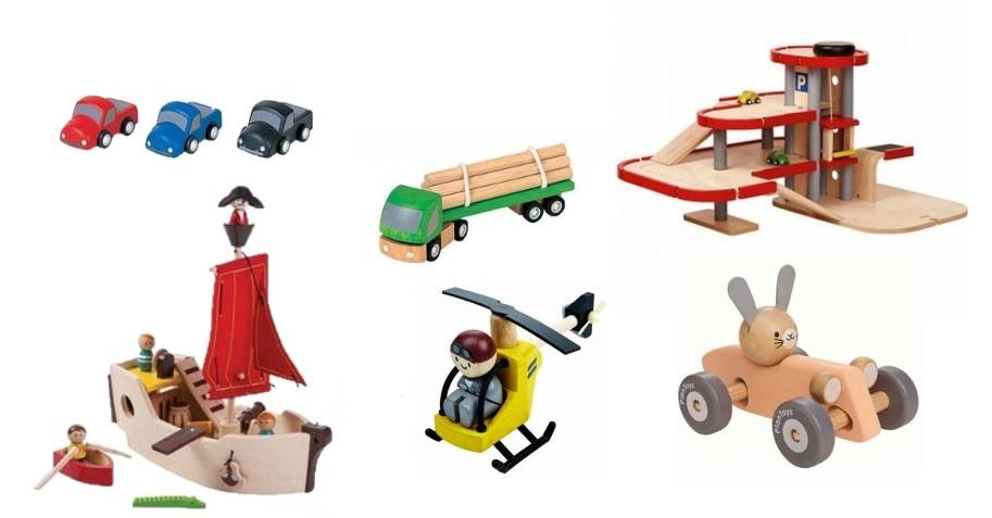 houten speelgoed voor jongens