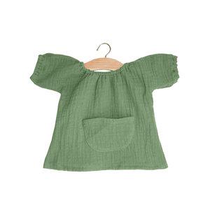 Minikane & Paola Reina Jurkje groen voor poppen