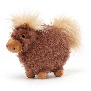 Jellycat Knuffel rolby pony klein