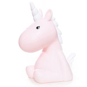 Dhink Unicorn nachtlamp licht roze