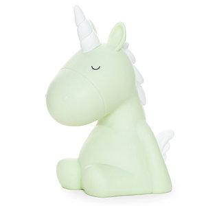 Dhink Unicorn nachtlamp licht groen