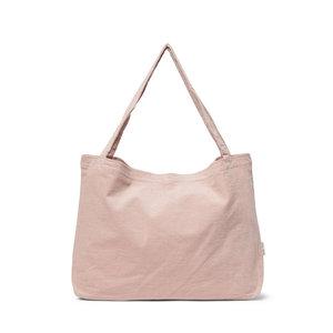 Studio Noos Dusty pink rib bag