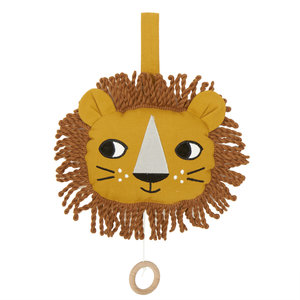 Roommate Muziekdoosje leeuw