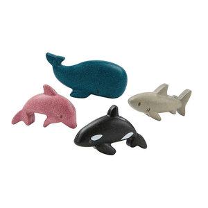 PlanToys Zee dieren set