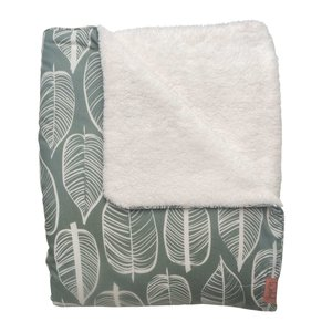 Witlof for kids Tuck-Inn ledikantdeken Beleaf Sage Green