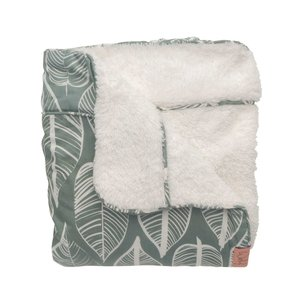 Witlof for kids Tuck-Inn wiegdeken Beleaf Sage Green