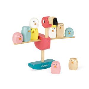 Janod Evenwichtsspel Flamingo