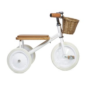 Banwood Trike driewieler wit