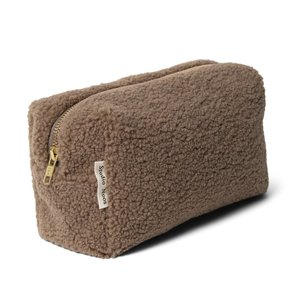 Studio Noos pouch chunky teddy brown