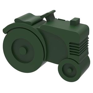Blafre Lunchbox traktor groen