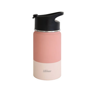 Eef Lillemor RVS drinkfles pink / coconut