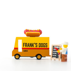 Candylab Hot dog truck
