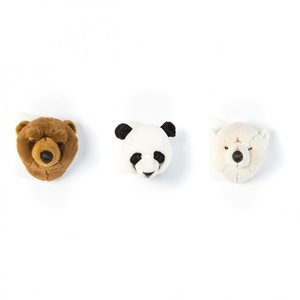 Wild and Soft Mini beer Set , panda,beer en ijsbeer